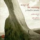 J.S. Bach Wings Of The Morning Trio Son Robison (fl) Gibbons (hpd)