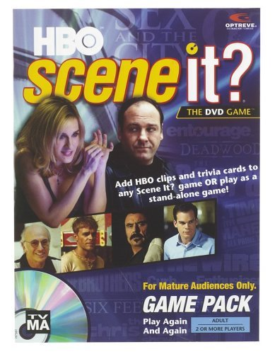 DVD Game Scene It? Hbo Expansion Pack