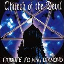 Church Of The Devil Church Of The Devil Ion Vein Prototype Postmortem T T King Diamond