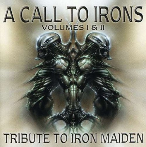 Call To Irons Vol. 1 2 Tribute To Iron Maide 2 CD T T Iron Maiden