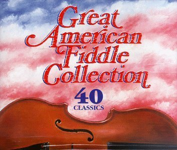Great American Fiddle Collecti Great American Fiddle Collecti Osborne Bros Martin Jones Wise Gimble Tate Heights Of Grass