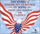 Great American String Band 200 Years Of American Heritage 4 CD