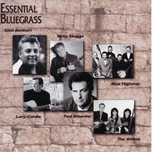 Essential Bluegrass Collection Essential Bluegrass Collection Martin Smith Graves Travis 4 CD