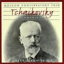 Moscow Conservatory Trio Music Of Tchaikovsky Rachmanin Great Pno Trios