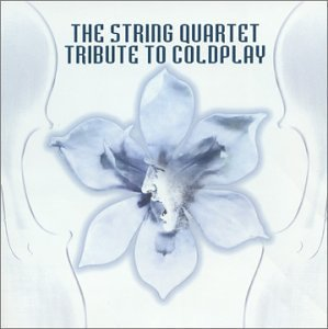 Tribute To Coldplay String Quart Tribute To Coldpl T T Coldplay