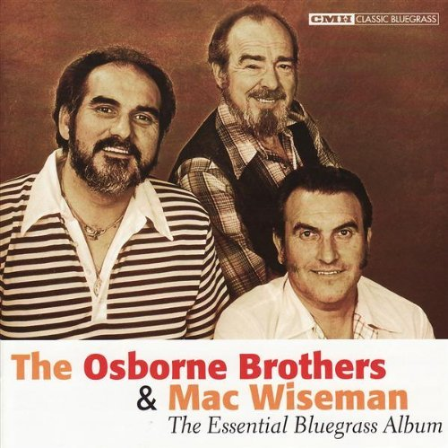 Osborne Brothers Wiseman Essential Bluegrass Album