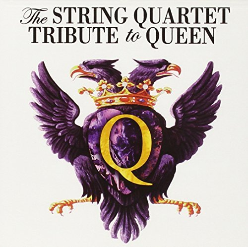 Tribute To Queens String Quart Tribute To Queens T T Queen