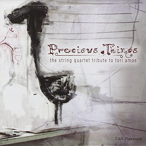 Tribute To Tori Amos Precious Things String Quarte T T Tori Amos