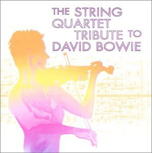 Tribute To David Bowie String Quart Tribute To David T T David Bowie