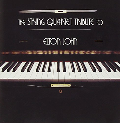 Tribute To Elton John String Quart Tribute To Elton T T Elton John