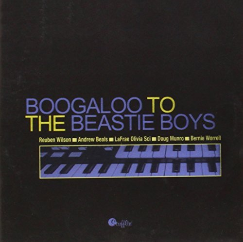Boogaloo To The Beastie Boys Boogaloo To The Beastie Boys