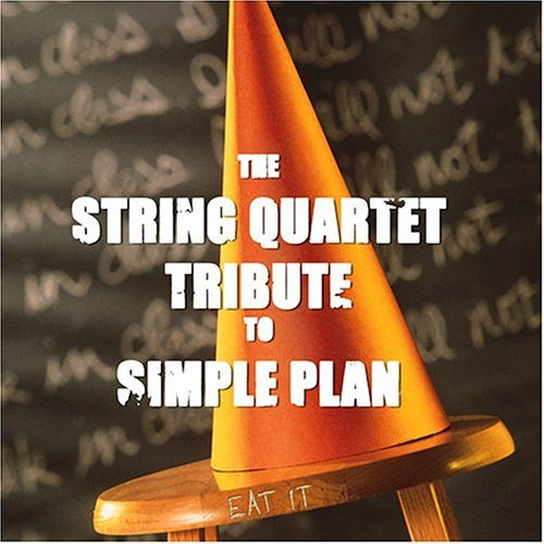 Tribute To Simple Plans String Quart Tribute To Simple T T Simple Plans