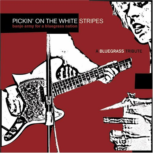 Pickin' On White Stripes Pickin' On The White Stripes T T White Stripes