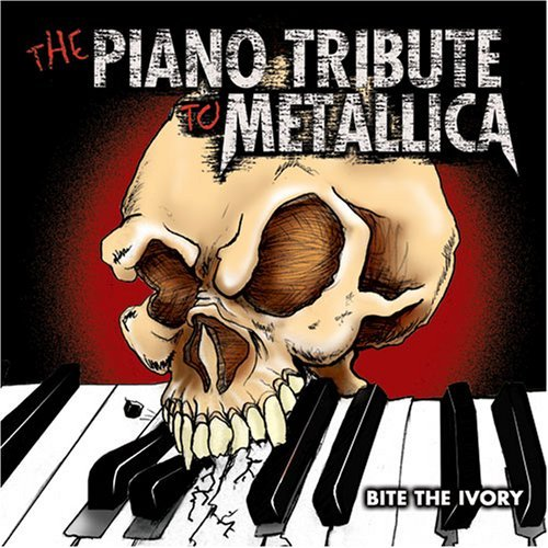 Tribute To Metallica Bite The Ivory Piano Tribute