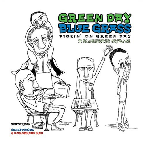 Pickin' On Green Day Green Day Bluegrass Pickin On T T Green Day