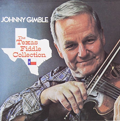 Johnny Gimble Texas Fiddle Collection