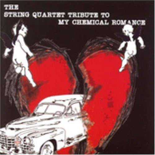 Tribute To Chemical Romance String Quart Tribute To Chemic T T Chemical Romance