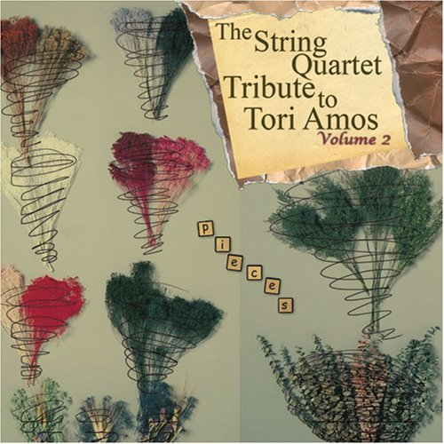 Tribute To Tori Amos Vol. 2 String Quart Tribute To T T Tori Amos
