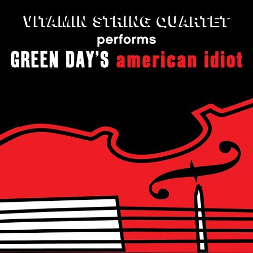 Vitamin String Quartet Performs Green Day's American