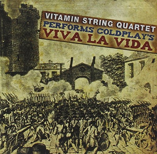 Tribute To Coldplay Vitamin String Quartet Perform