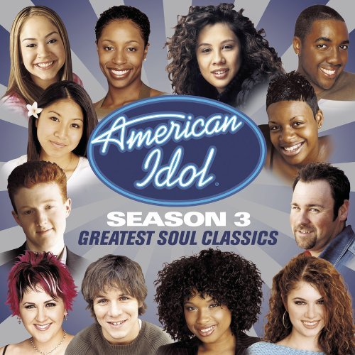 American Idol Season 3 Greatest Soul Classi Adams Hudson Lewis London