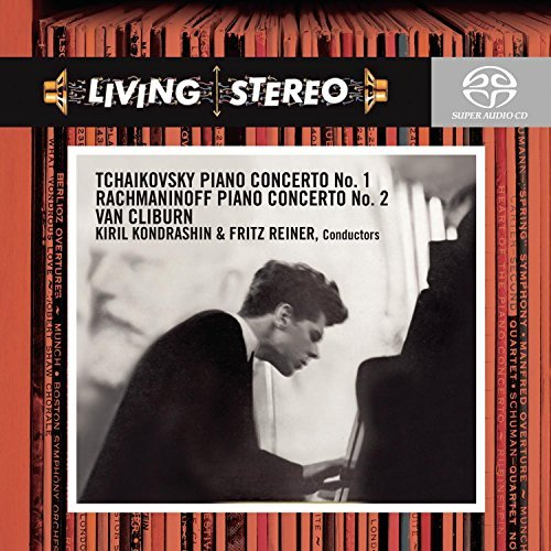 Tchaikovsky Rachmaninoff Tchi Rach Piano Cts Sacd Reiner Chicago So