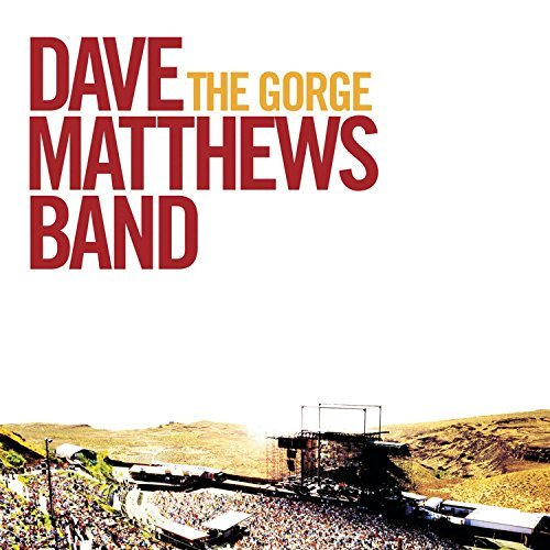 Dave Matthews Band Live At The Gorge Jewel Case 3 CD Incl. Bonus DVD