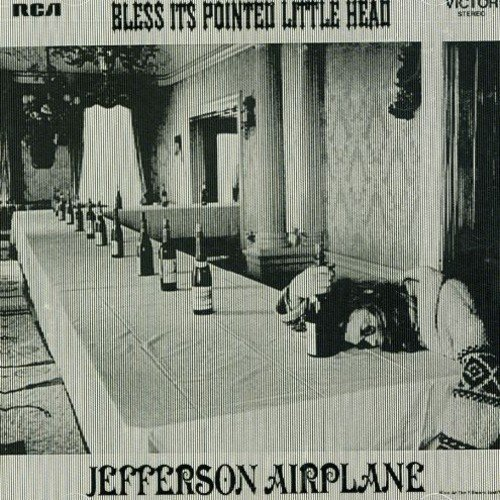Jefferson Airplane Bless Its Pointed Little Head Remastered Incl. Bonus Tracks