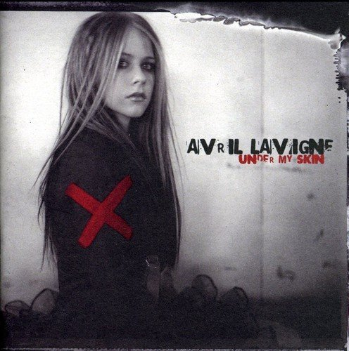 Lavigne Avril Under My Skin Import Gbr Incl. Bonus Track