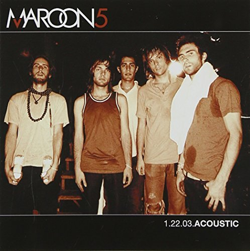 Maroon 5 Live Acoustic Ep Incl. Bonus Track