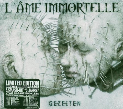 L'ame Immortelle Gezeiten Import Deu Enhanced CD Incl. Bonus Tracks Lmtd Ed.