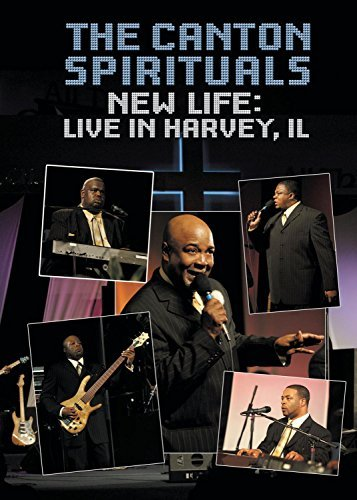 Canton Spirituals New Life Live In Harvey Il