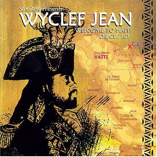 Wyclef Jean Creole 101 (welcome To Haiti) Import Can