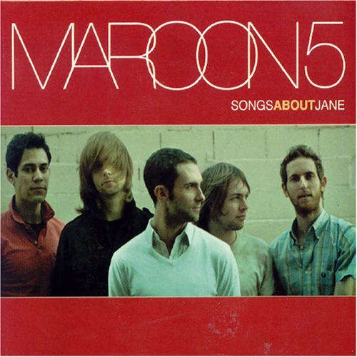 Maroon 5 Songs About Jane Import Aus Incl. Bonus Tracks