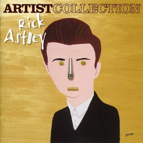 Rick Astley Artist Collection Import Arg
