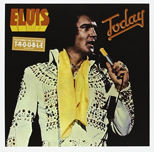 Elvis Presley Today Import Gbr 2 CD Set