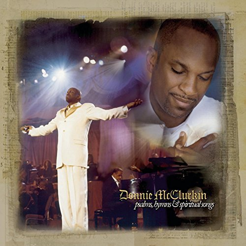 Donnie Mcclurkin Psalms Hymns & Spiritual Songs 2 CD Set