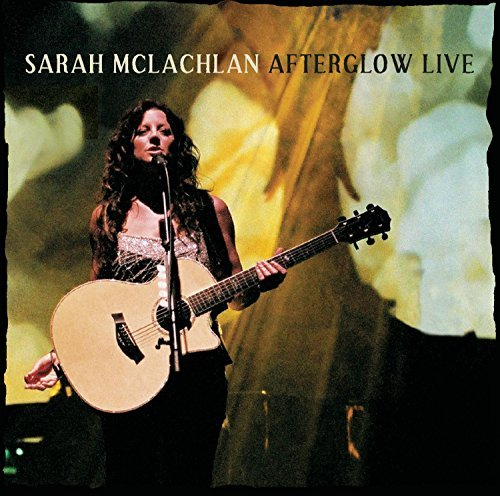 Sarah Mclachlan Afterglow Live Jewel Case Incl. Bonus DVD