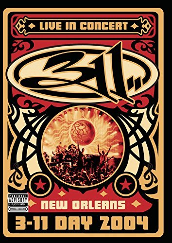 311 311 Day 2004 Live In New Orlea Explicit Version 2 DVD