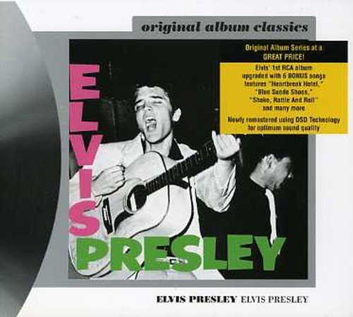 Presley Elvis Elvis Presley Remastered Incl. Bonus Tracks