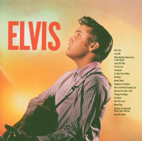 Presley Elvis Elvis Remastered Incl. Bonus Tracks