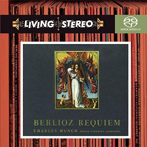 H. Berlioz Requiem Sacd Munch Boston So