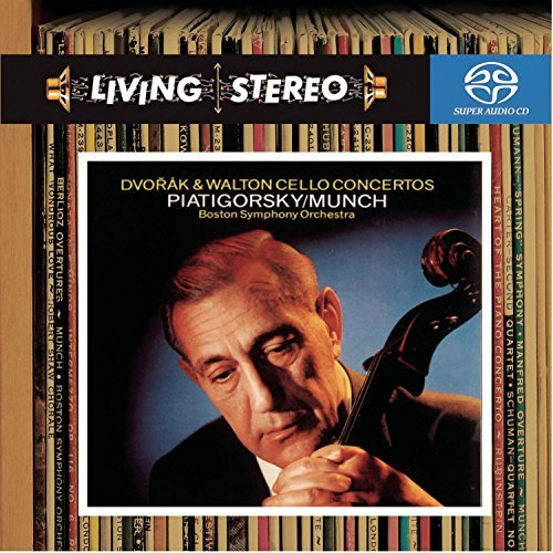 Antonin Dvorák Cello Concerto Sacd Munch Boston So