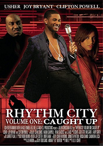 Usher Vol. 1 Rhythm City Caught Up Jewel Case 2 DVD