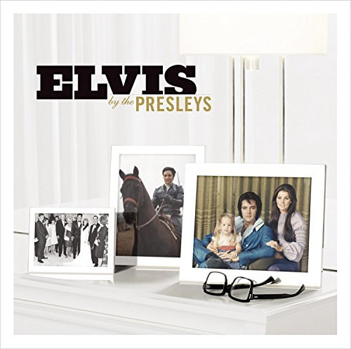 Elvis Presley Elvis By The Presleys 2 CD Set