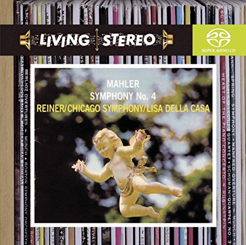 Fritz Reiner Mahler Symphony No.4 Reiner Reiner Chicago So