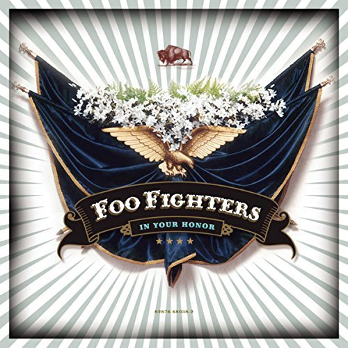 Foo Fighters In Your Honor Explicit Version 2 CD Set