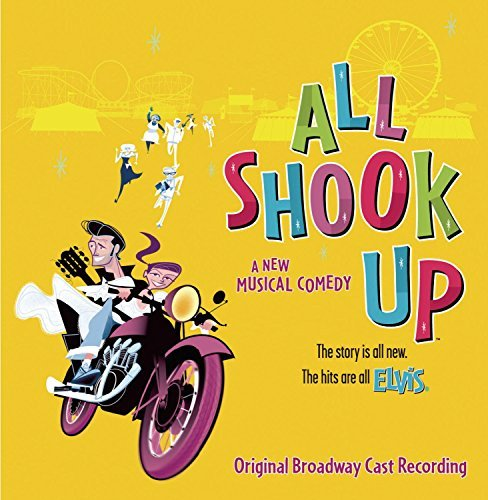 Broadway Cast All Shook Up