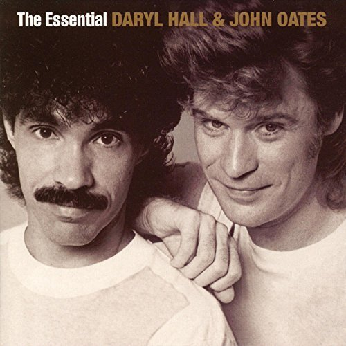Hall & Oates Essential Daryl Hall & John Oa Import Gbr 2 CD Set