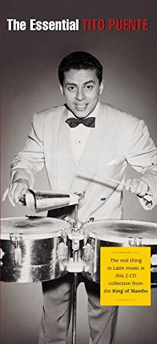 Tito Puente Essential Tito Puente 2 CD Set